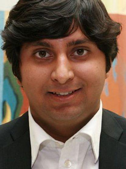 El secretario de Estado de Justicia noruego Himanshu Gulati, de 25 años.