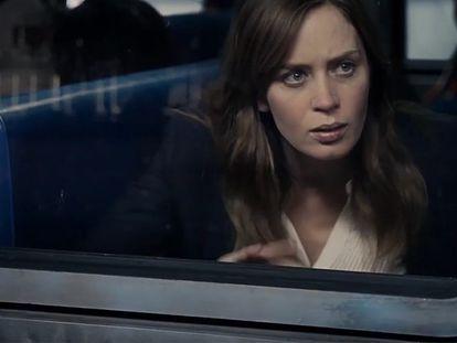 Tráiler de 'La chica del tren'.