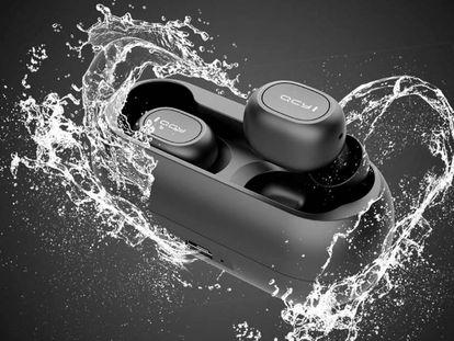 Los auriculares QCY T1 destacan por su gran calidad de sonido, su comodidad y su batería duradera.