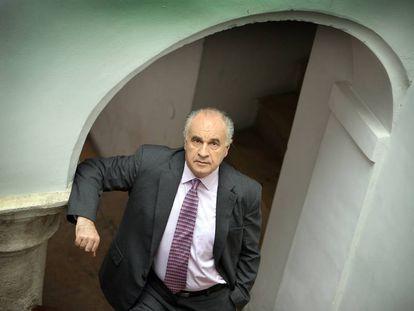Rafael Blasco en 2009, cuando gestionaba la cooperación internacional de la Generalitat valenciana.