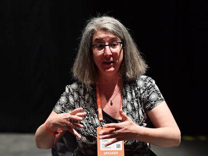 Cindy Cohn dirige la Electronic Frontier Foundation, que este año cumple 30 años