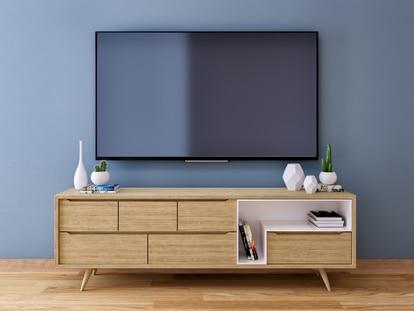 Muebles con diseños minimalistas, resistentes y fáciles de limpiar. GETTY IMAGES.