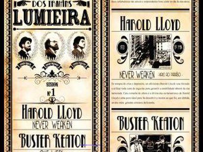 Imagen promocional de O Fantabuloso Cine Ambulante dos Irmáns Lumieira