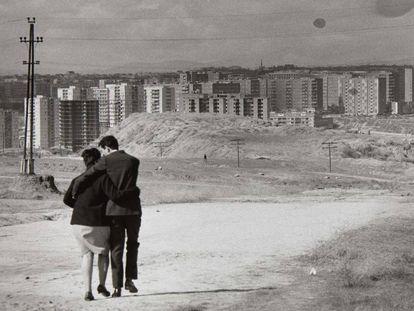 'Vivir en Madrid', fotografía de 1964 tomada por Francisco Ontañón, miembro del grupo Afal.