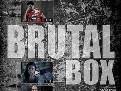 Cartel de Brutal Box