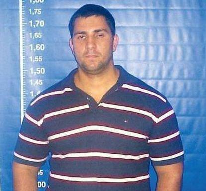 Adriano Magalhães da Nóbrega.
