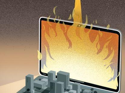 El fin de las noticias sobre el mundo
