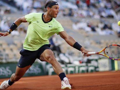 Djokovic - Nadal, semifinales de Roland Garros 2021, en imágenes