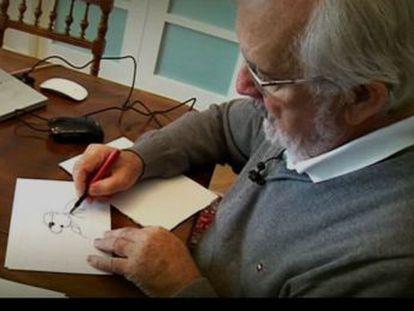 Un recorrido por la vida y la obra del polifacético humorista gráfico, fallecido en la madrugada de este jueves en Madrid