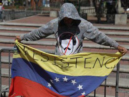 El hartazgo de millones de venezolanos impulsa el desafío de Guaidó. El abismo económico de los barrios populares genera un caldo de cultivo propicio para los opositores