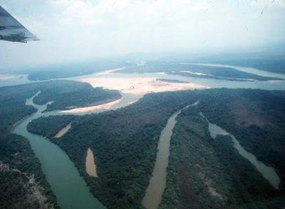 Selva del Amazonas, en Brasil.