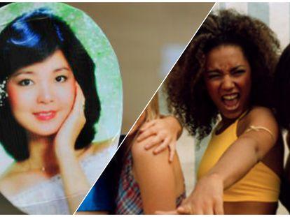Teresa Feng y Spice Girl.