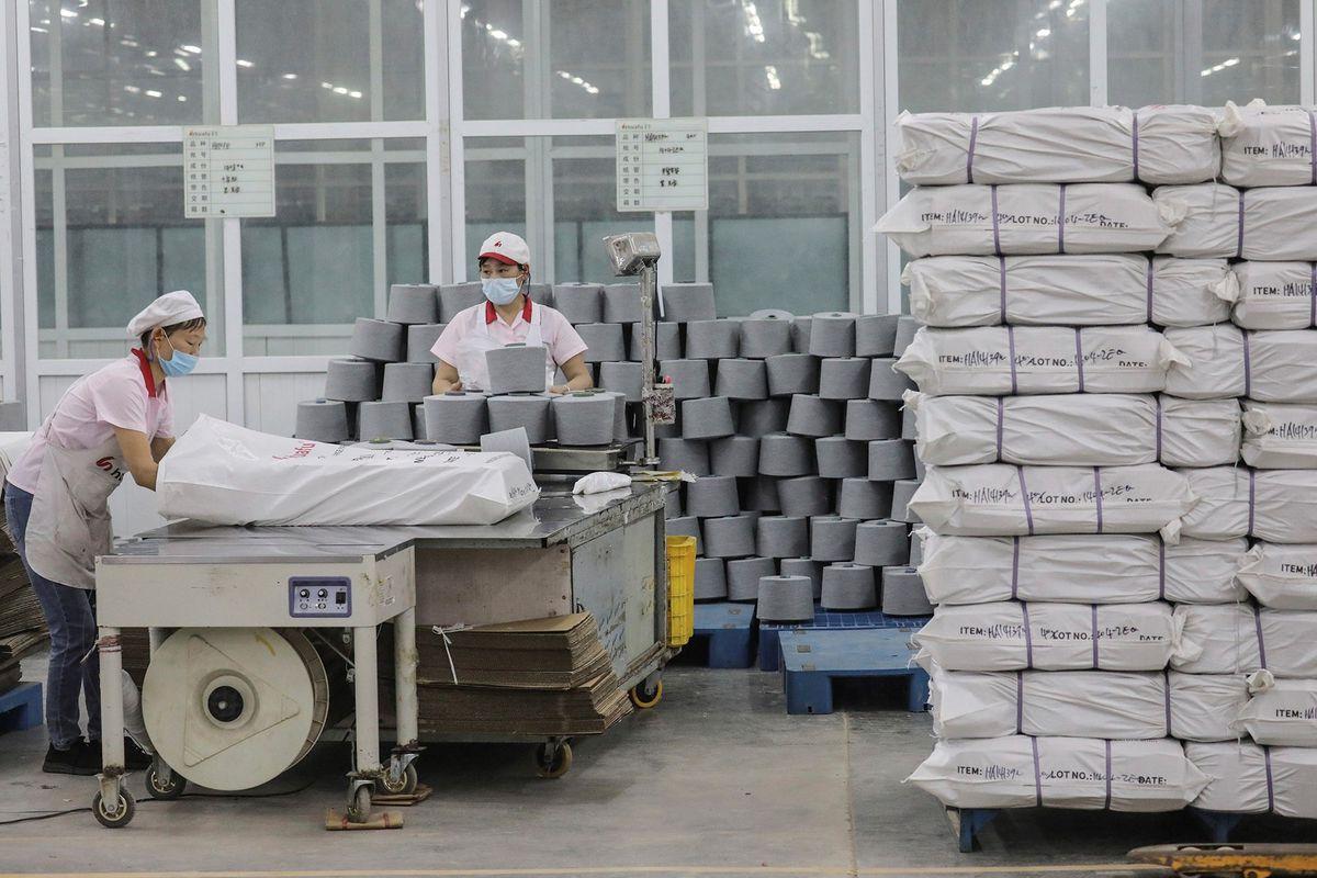La batalla por el algodón de Xinjiang