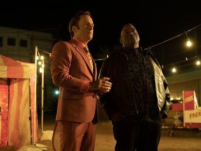 'Better Call Saul', temporada 5.