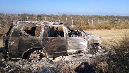 Autoridades mexicanas hallan 19 cuerpos calcinados tras un enfrentamiento en los límites entre Tamaulipas y Nuevo León.