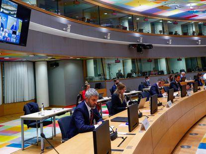 El jefe de política exterior de la Unión Europea, Josep Borrell, convocó este martes una videoconferencia extraordinaria de ministros de Asuntos Exteriores para evaluar la situación en Afganistán.