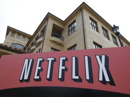 La sede de Netflix en Los Gatos (California, EE UU), en una imagen de archivo.