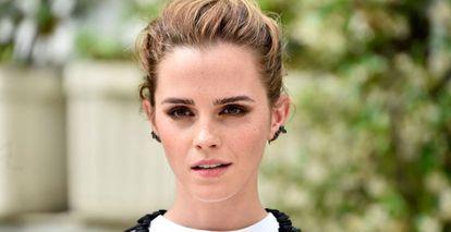 Emma Watson en una imagen del pasado junio en París.