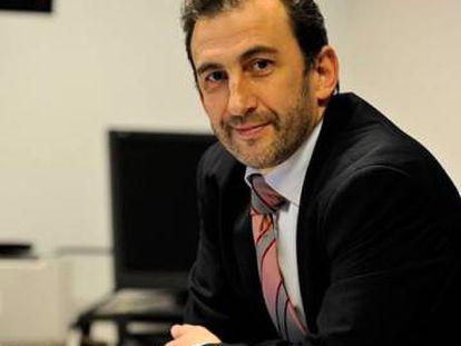 El periodista Peio Gómez Damborenea