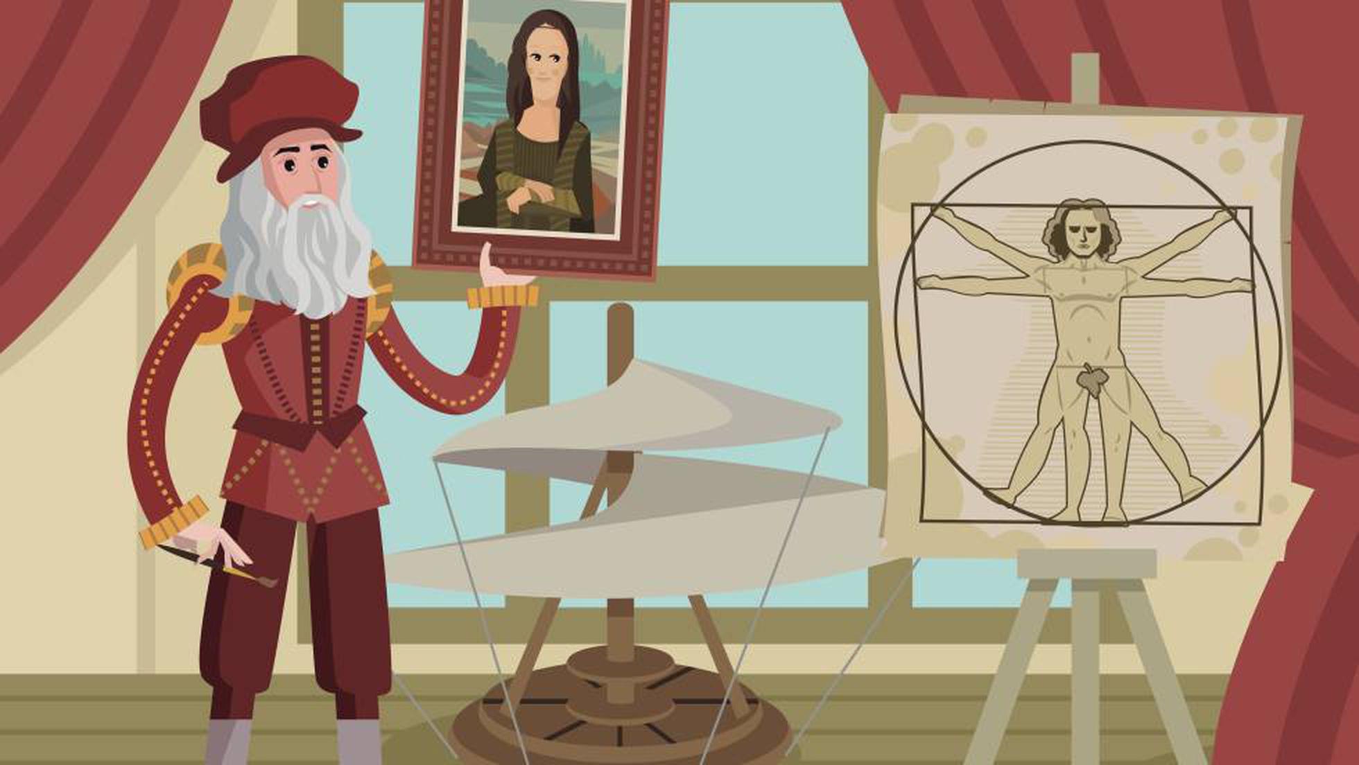 Isaacson Da Vinci Einstein Y Jobs Eran Creativos Porque Tenían Curiosidad Transformación Digital Tecnología El País