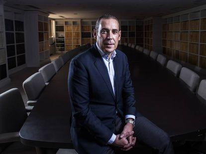 Manuel Mirat, consejero delegado del Grupo PRISA.