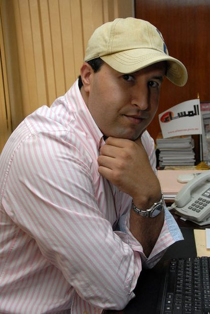Rachid Nini, en una imagen de 2007.