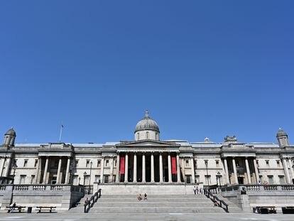 La National Gallery de Londres.