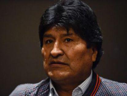 La acusación se basa en un supuesto llamamiento del líder indígena a sitiar La Paz mediante bloqueos
