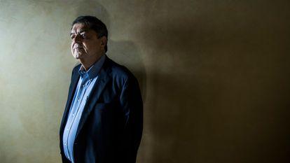 El escritor Sergio Ramírez, en 2018.