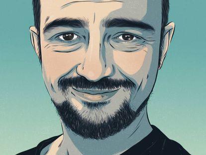 Álex Casas es experto en 'blockchain', en proyectos como Shelpin o León Blockchain HUB.