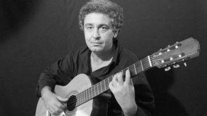 Sergio Vitier, guitarrista y compositor cubano.