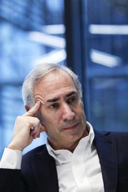 Antonio Coimbra, consejero delegado de Vodafone España