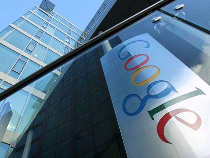 Sede de Google en Dublín, Irlanda.