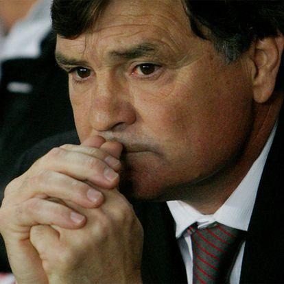 El entrenador de Osasuna