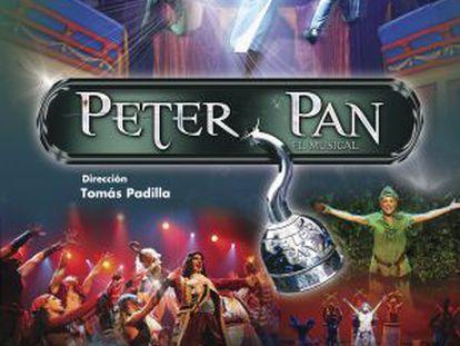 'Peter Pan' el musical