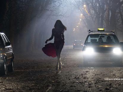 Imagen de 'Veneno', serie de Javier Calvo y Javier Ambrossi.