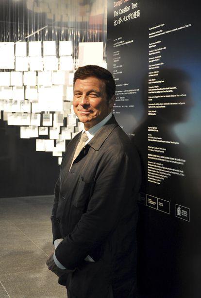 Alberto Campo Baeza, en 2009.