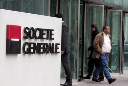 Sede de la entidad bancaria Société Générale, a las afueras de París.