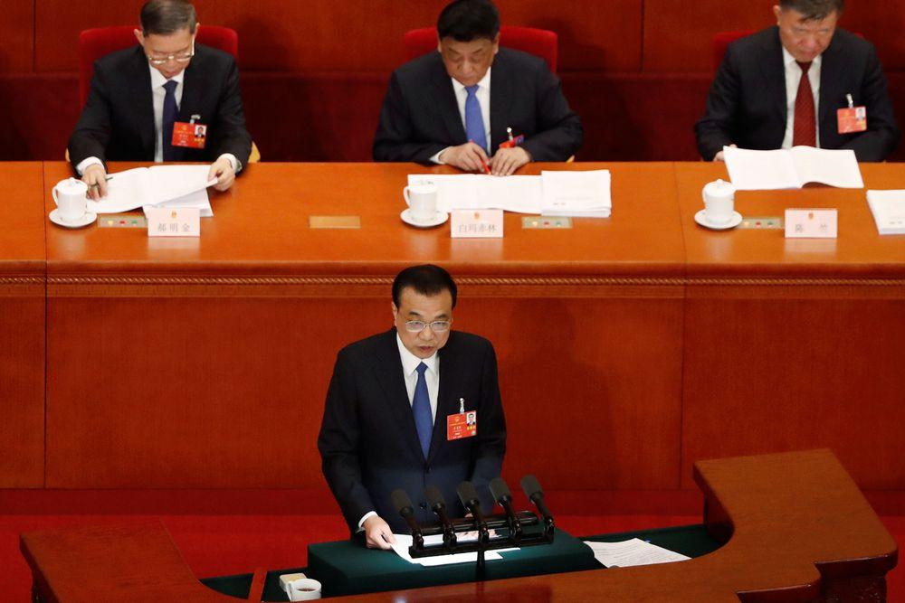 China renuncia a fijar un objetivo de crecimiento para este año, por primera vez en tres décadas