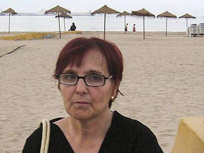 Imagen sin datar de Francisca Gutiérrez facilitada por la familia.