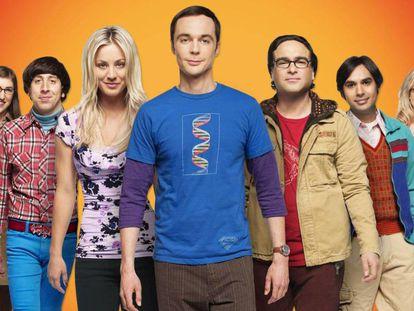 'The Big Bang Theory'.