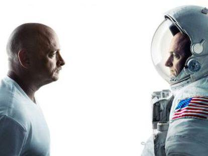 La NASA ofrece las primeras conclusiones de su estudio sobre dos gemelos idénticos.