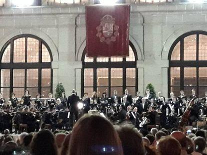 La Orquesta y Coro de la Comunidad de Madrid interpreta el oratorio del compositor germano-británico.
