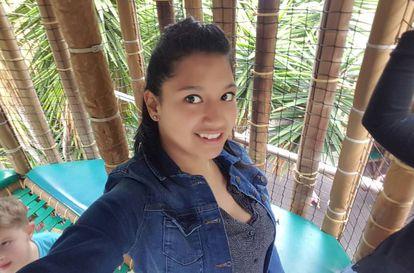 Estefanía Paredes, de 26 años, es la segunda víctima de violencia machista de 2017.