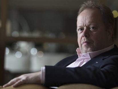 Andy Palmer, consejero delegado de Aston Martin.