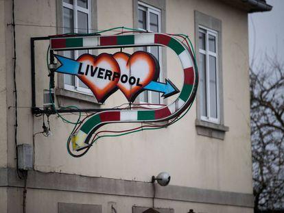 Club Liverpool de O Corgo (Lugo).