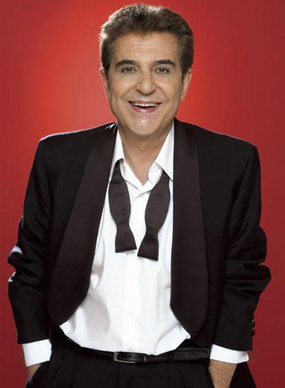 El actor Andrés Pajares.