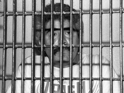 El narcotraficante Rafael Caro Quintero en el Complejo Penitenciario de Puente Grande, en una foto de archivo.