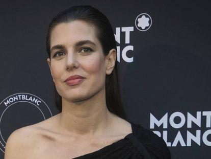 Carlota Casiraghi, en el Festival de Cannes de 2018.