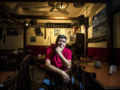 Julian Herraiz, gerente de Libertad 8.